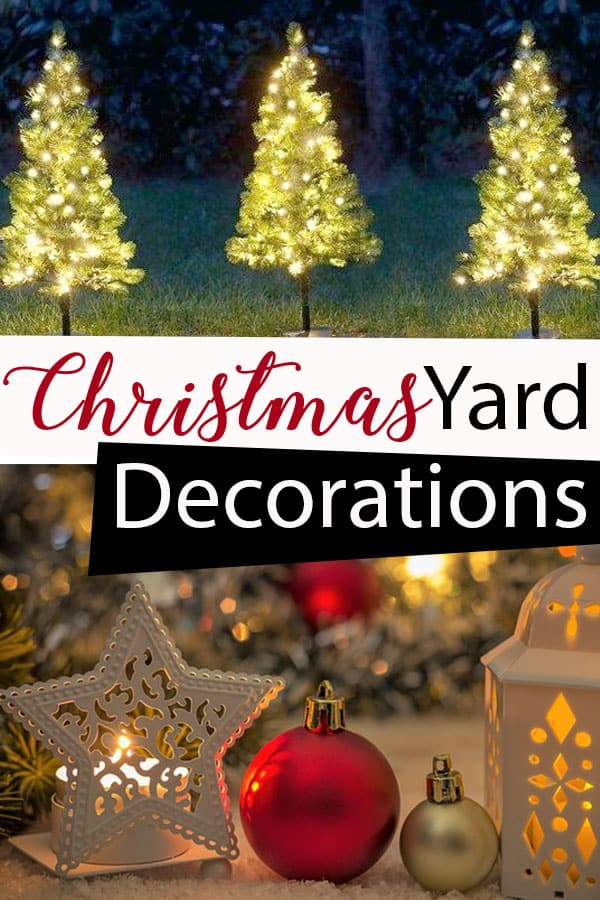 Best Christmas Yard Decorations