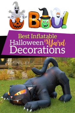Best Halloween Inflatable yard decorations